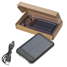 Power bank solarny PHILADELPHIA