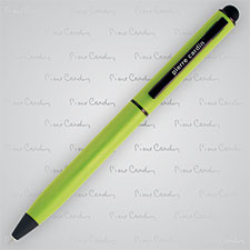 Długopis metalowy touch pen, soft touch CELEBRATION Pierre Cardin